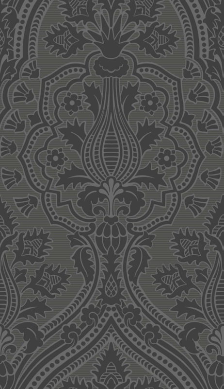 Pearwood Collection PUGIN PALACE FLOCK (3 colors)