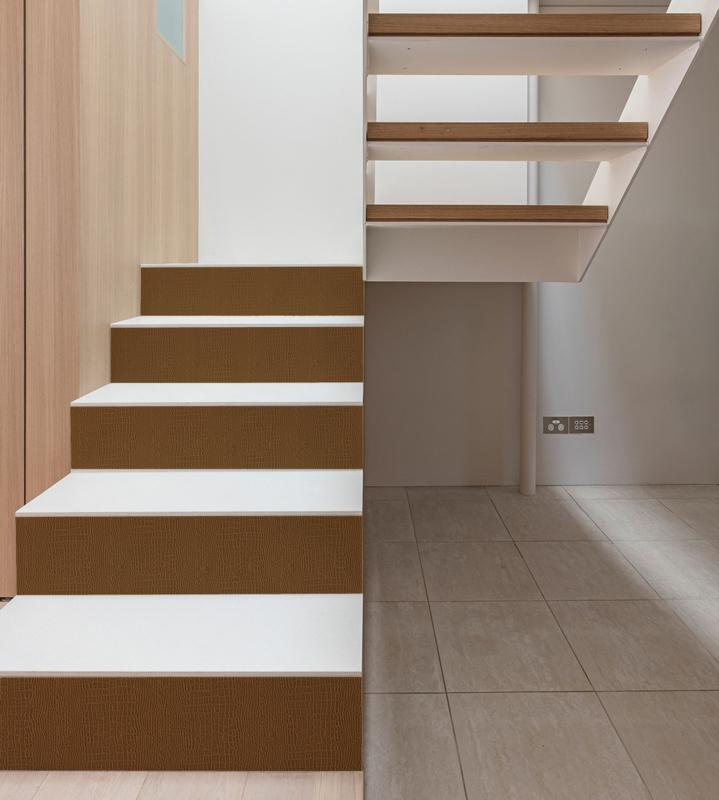 Stair Sticker CROCO