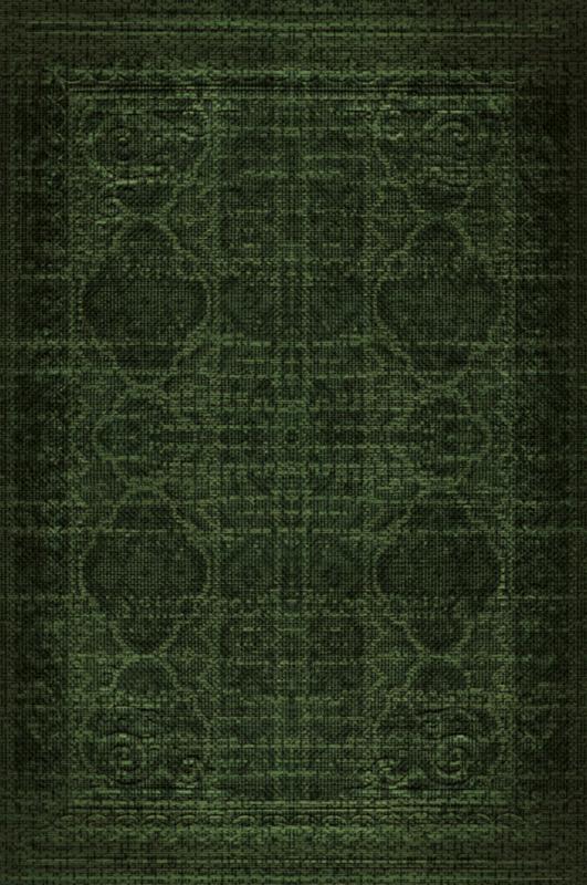 Vloerkleed GREEN