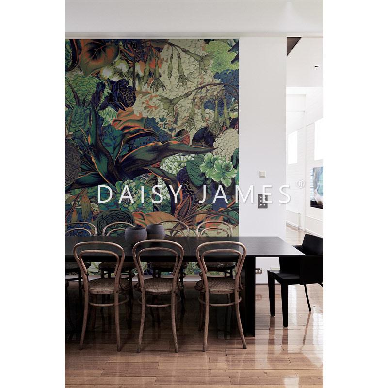 Daisy James THE  FLOWERY