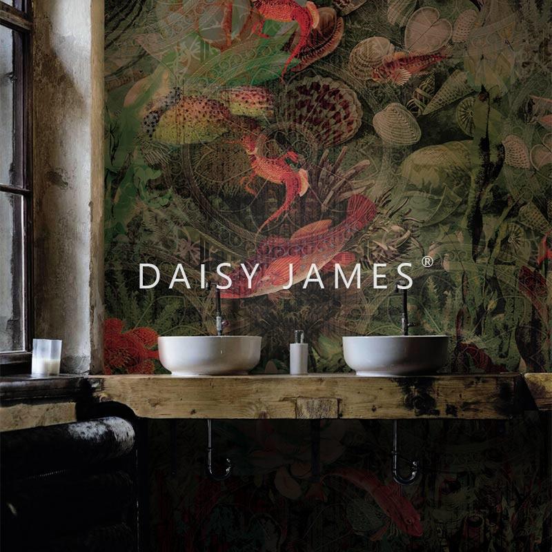 Daisy James THE SALMON