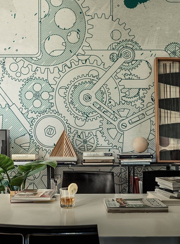 Wall and Deco STEAMPUNK