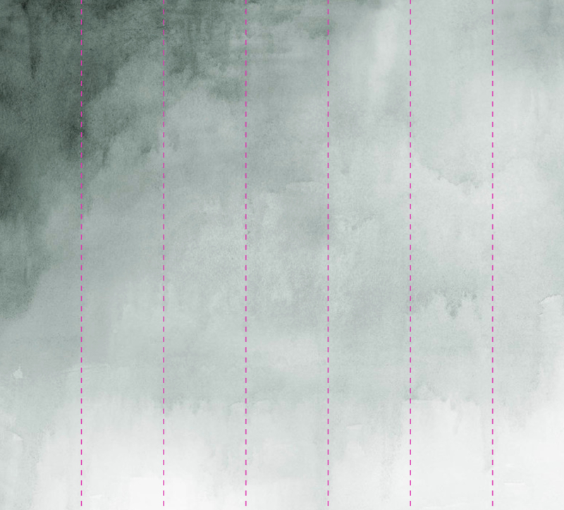 WATERCOLOUR WPLC0078 - 310 x 280