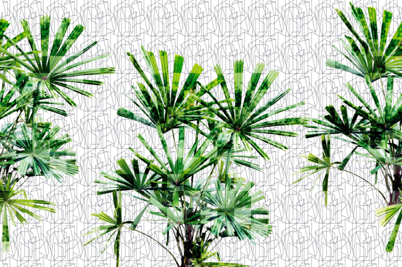 Glamora CUBIC PLANT