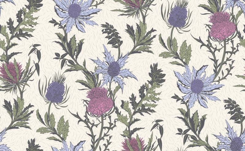 Botanical Botanica THISTLE (3 colors)