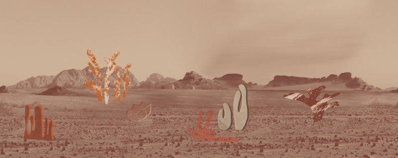 Wall & Deco DESERT