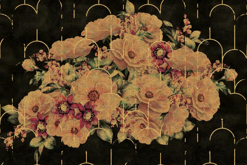 Oronero GOLD FLOWER