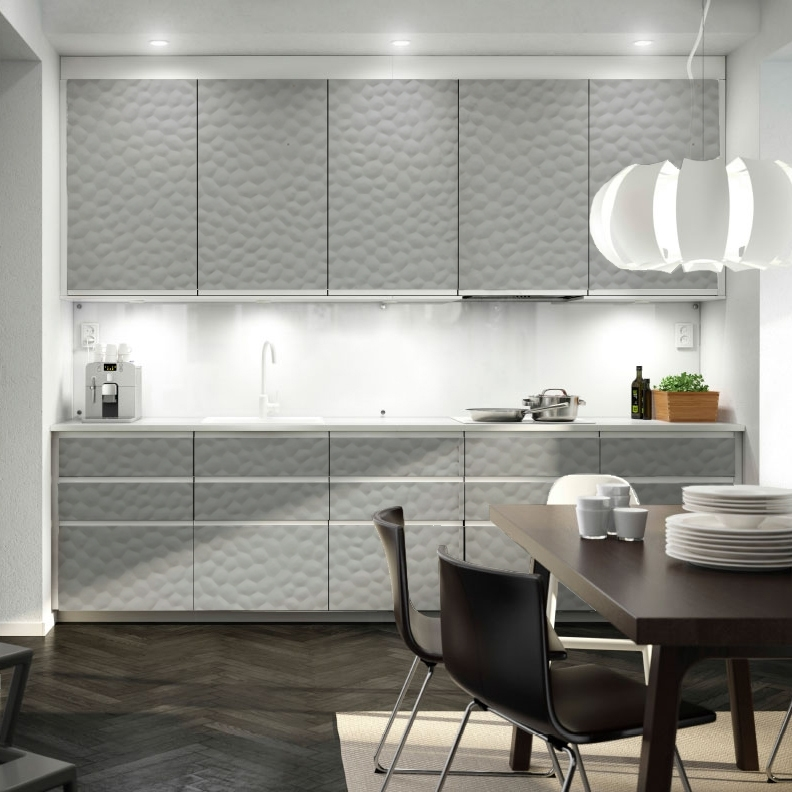 Kitchen door IRON 3d