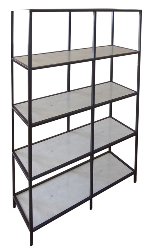 Vittsjo shelves CONCRETE