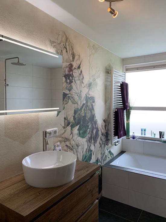 le bon jardinier wall and deco waterproof wallpaper
