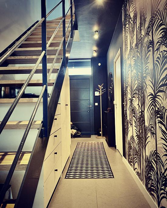 bamboo wallpaper lemon behangfabriek