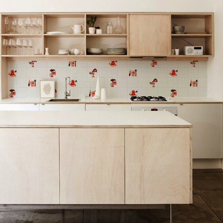 kitchenwalls design collection annet scholten