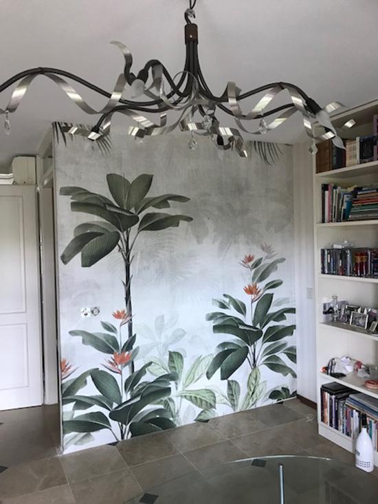 wallpaper botanical bliss origin behangfabriek
