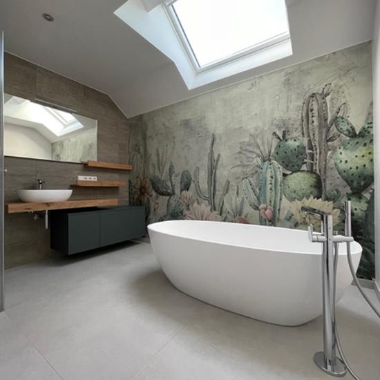 cereus inkiostro bianco behangfabriek wallpaper