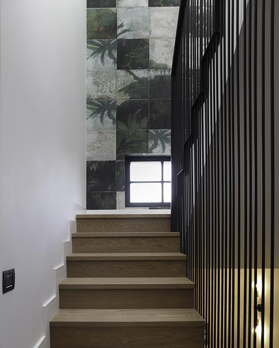 wall & deco exotic damier behangfabriek