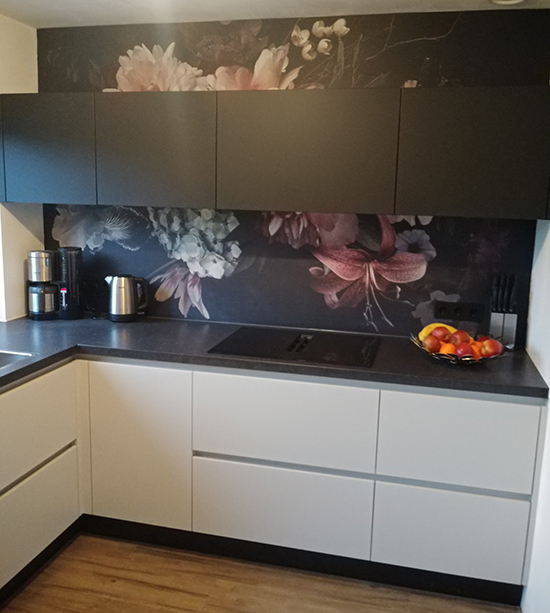kitchenwalls keukenbehang special bloemen