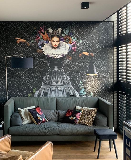 londonart marcel wanders behang behangfabriek athena