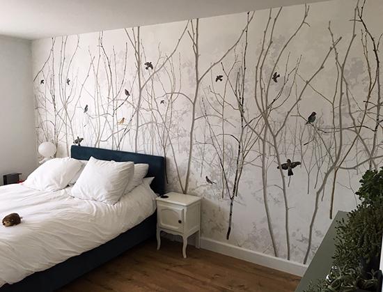 pattern jay wallpaper scandinavian surface behangfabriek