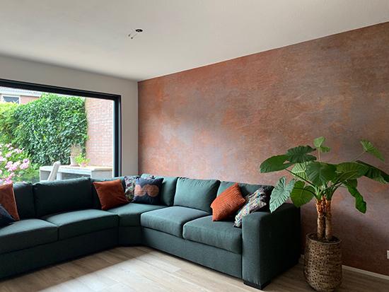 super grunge wallpaper rust behangfabriek