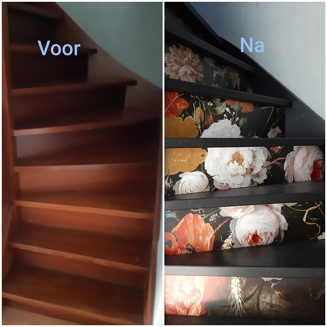 stairs sticker renovation masterpiece