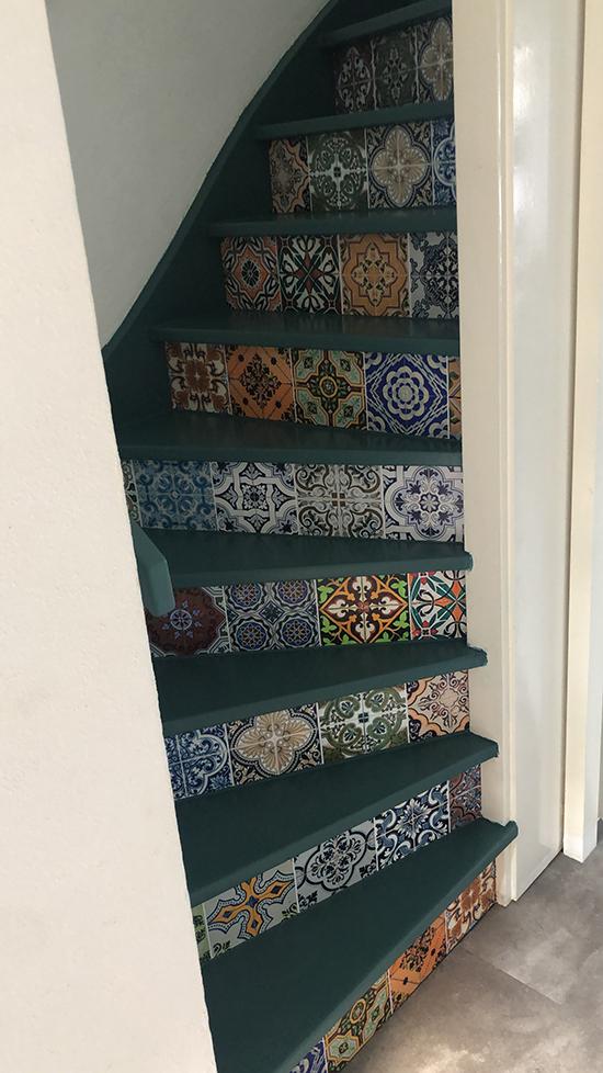 trapsticker mix tile