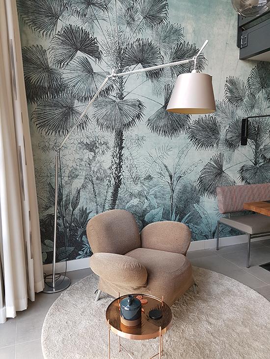urban jungle wallpaper behangfabriek