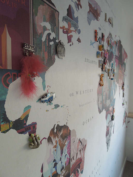vintage map origin wallpapers behangfabriek