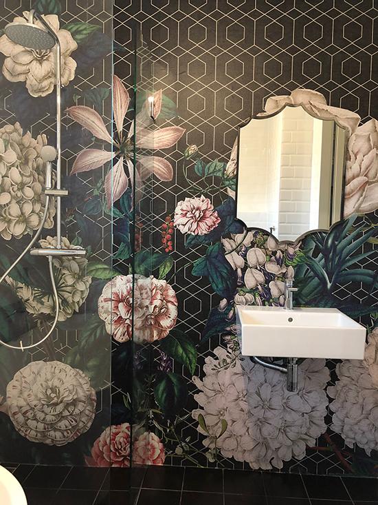 botanic garden londonart douchebehang behangfabriek