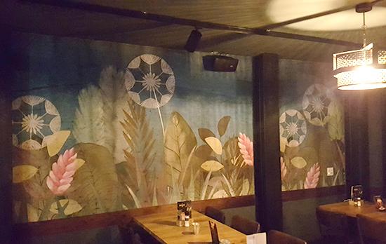 blue valentine wallpaper skinwall behangfabriek