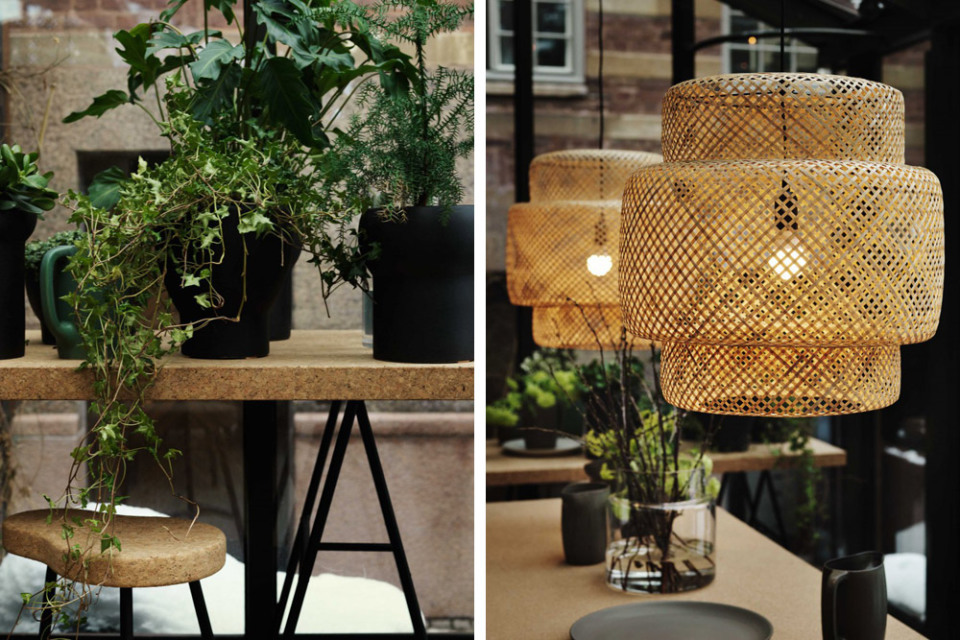ikea 2015 collectie sinnerlig kurk ilse crawford