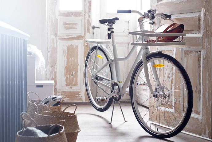 ikea bike fiets sladda
