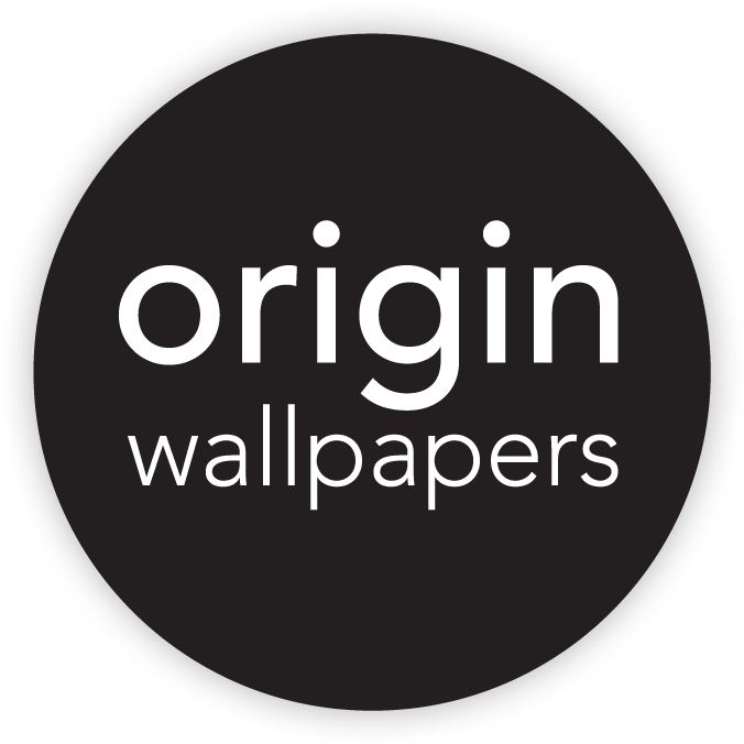 origin wallpapers logo behangfabriek