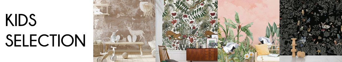 wallpaper exclusive children kids room behangfabriek