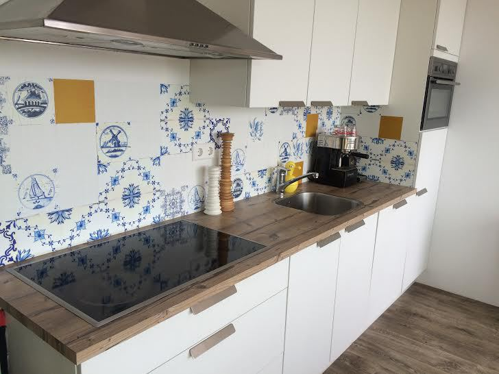 kitchenwalls behangfabriek kitchen backsplash tiles golden age