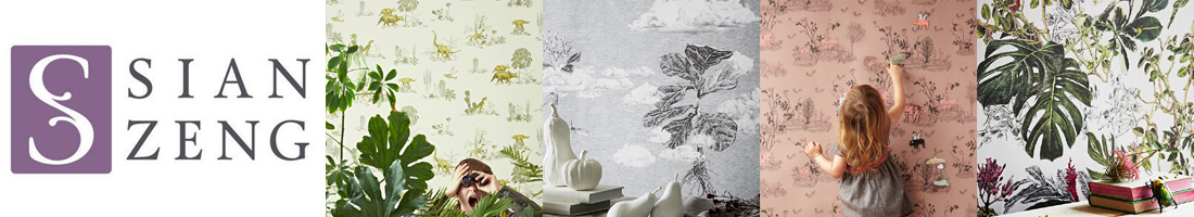 sian zeng magnetic wallcovering