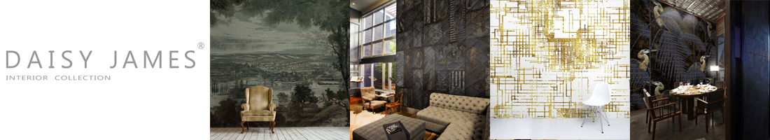 daisy james high end wallcovering tapete