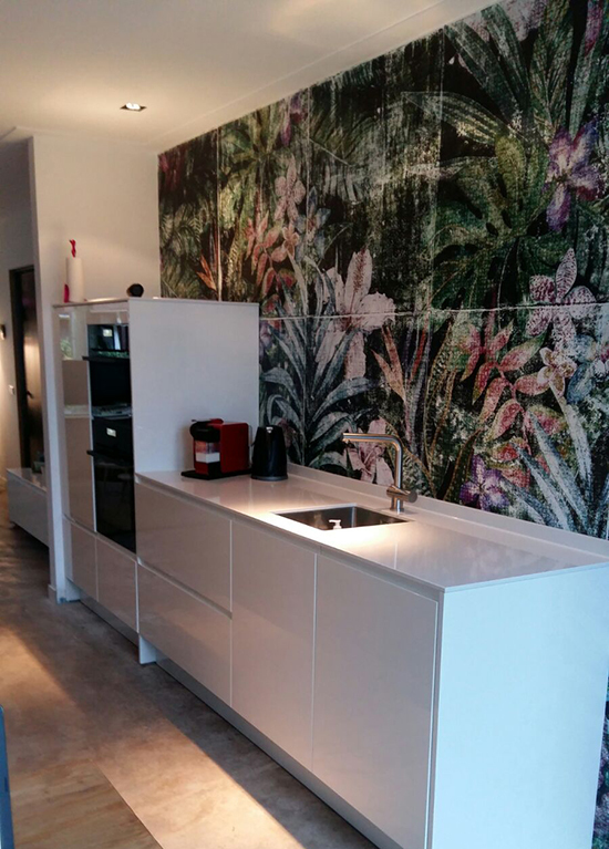 behangfabriek wallcovering jungle client