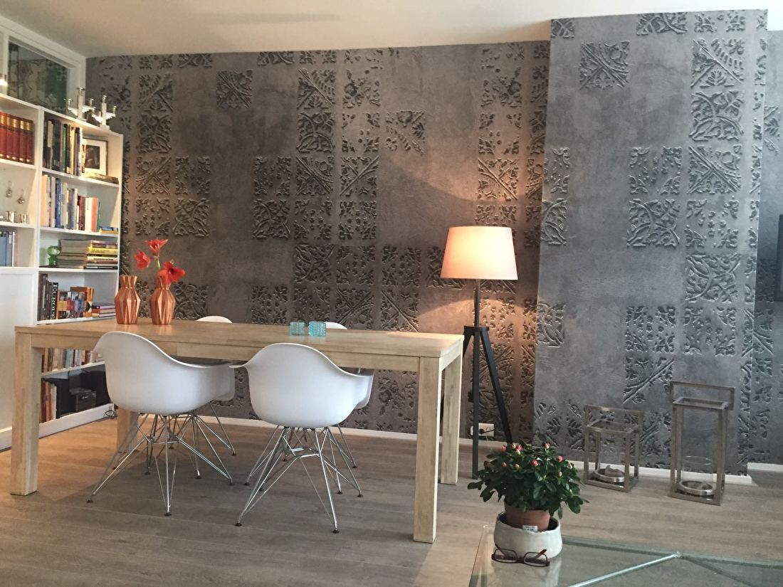wall and deco wallcovering imprinting