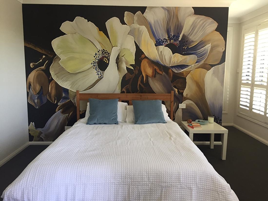 diana watson wallpaper lucianas garden client