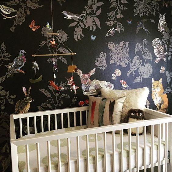 domestic natalie lete foret noire tapete