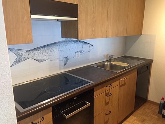 kitchenwalls kuchen tapete wasserfest