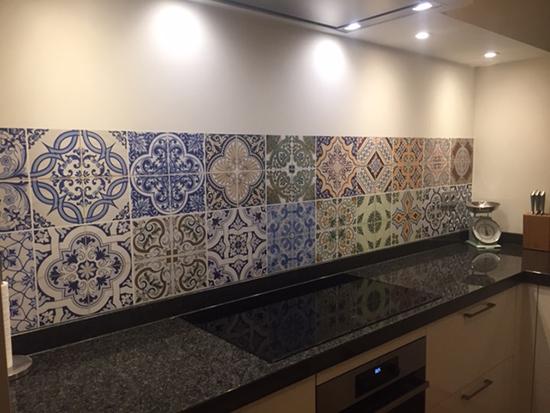 kitchenwalls keukenbehang portugal