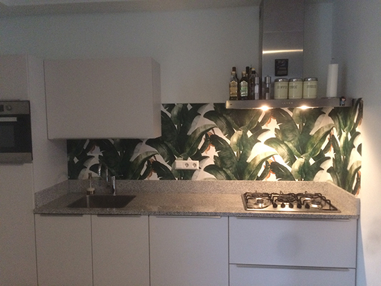 happy customer kitchenwalls botany lemon
