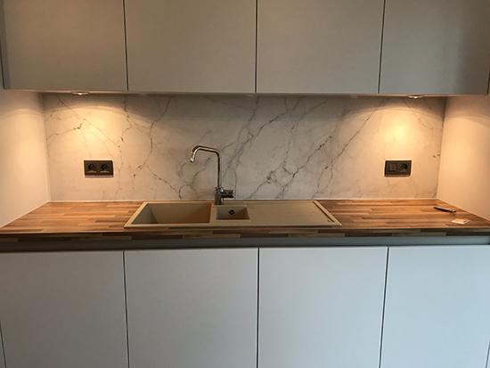 kitchenwalls keukenbehang marmer