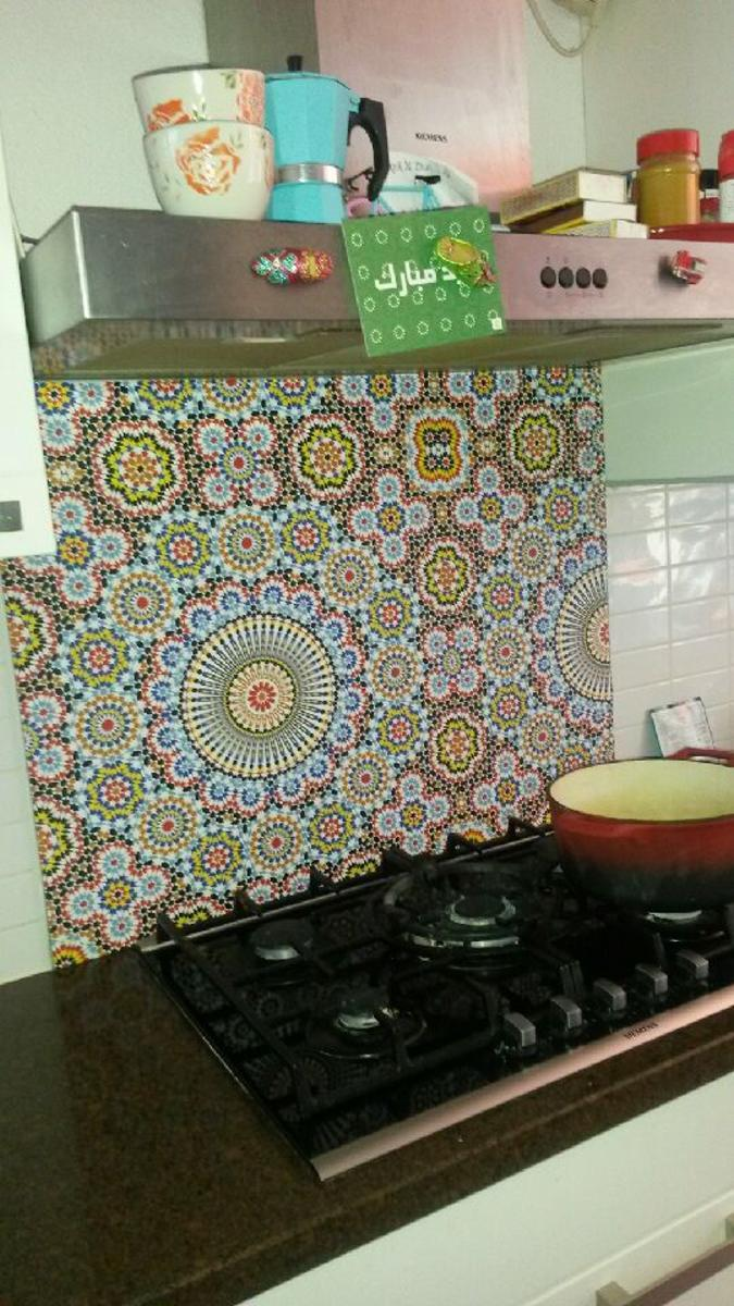 maroc tiles backsplash kitchenwalls