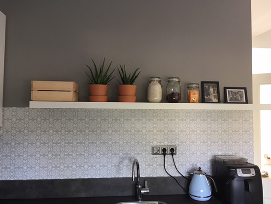 kitchenwalls backsplash wallpaper kitchen ornament