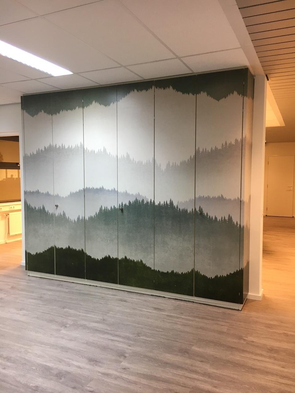 Made by Lemon wallpaper Landscape WPLC0006