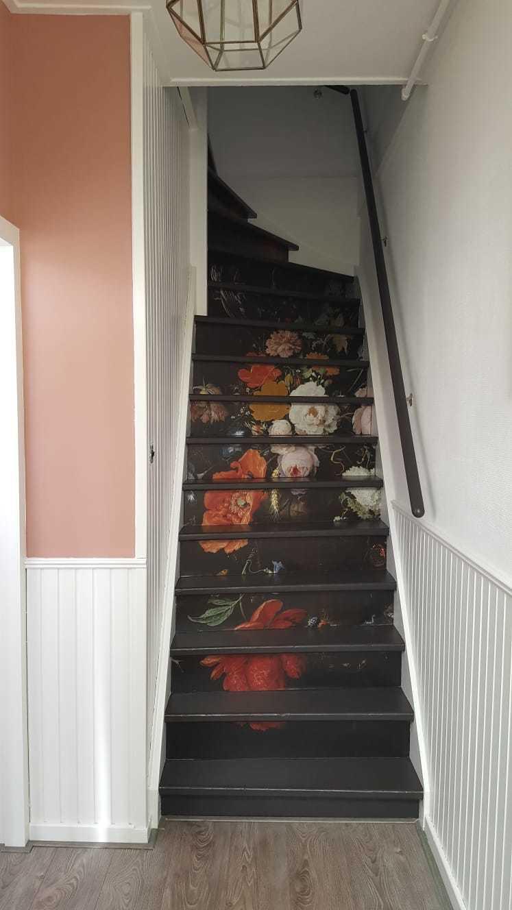 stairs sticker masterpiece behangfabriek