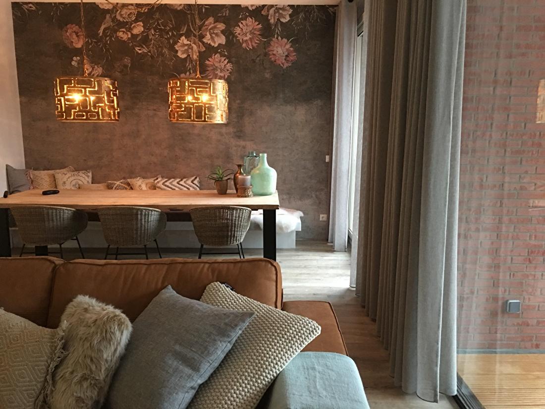 blumen design tapete soul wall and deco behangfabriek