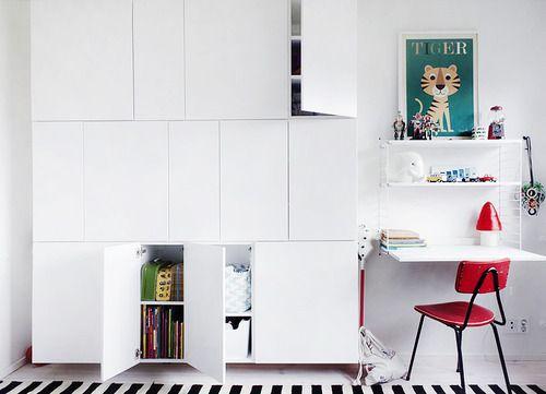 kastruimte kinderkamer van ikea bovenkasten keuken